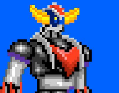 Old pixel art work