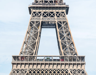 Tour Eiffel - Dôme Cristal
