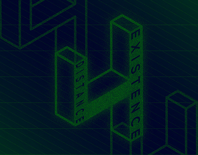 DISTANCE 4 EXISTENCE Poster