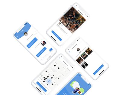 Paparazzi App UI