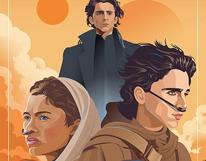 Dune- The movie