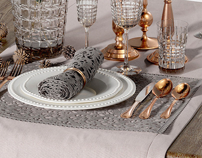 Table settings Vol.1