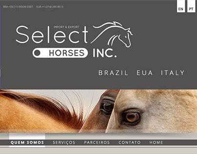 SELECT HORSES