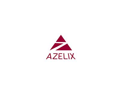 Azelix logo design (Client Work)