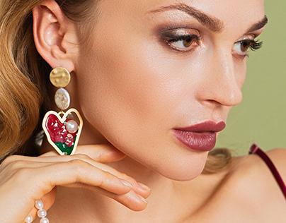 .jewelry photography YAROSLAVNA