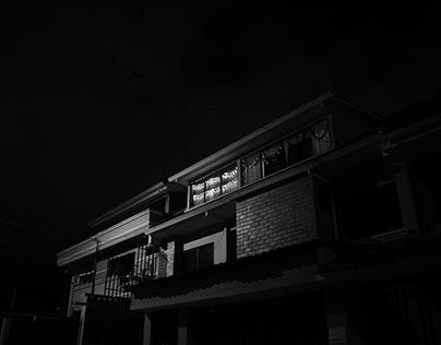 Noche loca Autorretrato 2