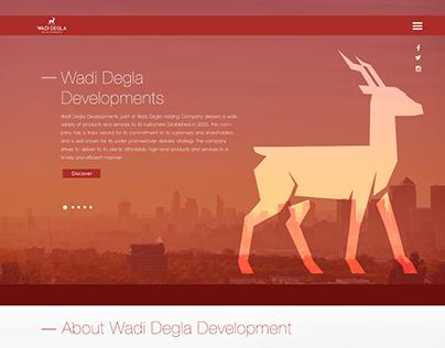 Wadi Degla Development