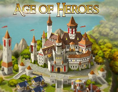Age of Heroes - Game Art