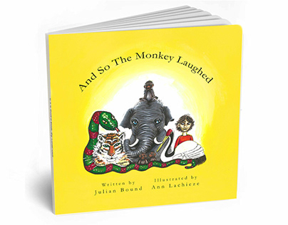 And So The Monkey Laughed - Buddhism for children
