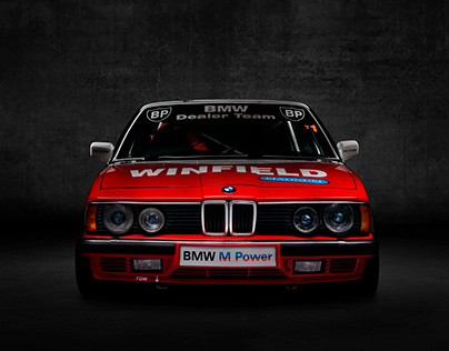 BMW South Africa Race Cars