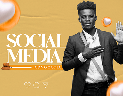 SOCIAL MEDIA - ADVOCACIA
