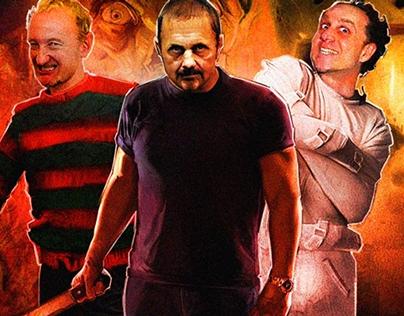 Horror Movie Icon Series