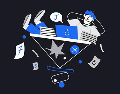 Illustrationsfor YandexPraktikum
