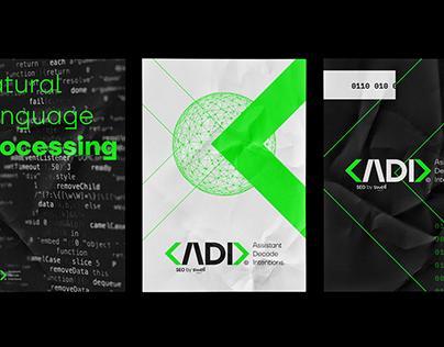 ADI® Assistant Decode Intentions   Branding