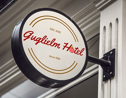 [Logo Branding] Guglielm Hotel