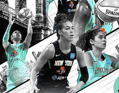 NY LIBERTY - 2019-2020 Creative