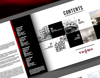 Vogue - Property Branding