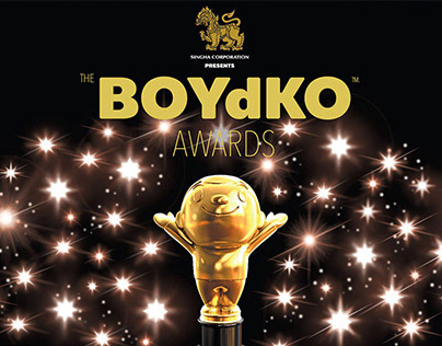 BOYdKO AWARDS 2015