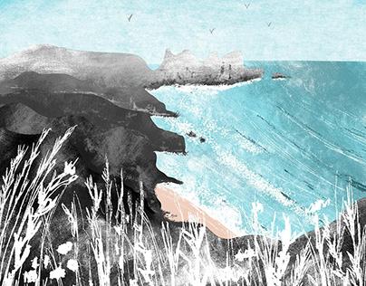 Logan Rock - Cornwall
