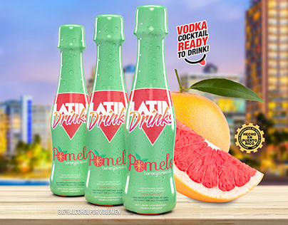 Facebook Cover Latin Drinks