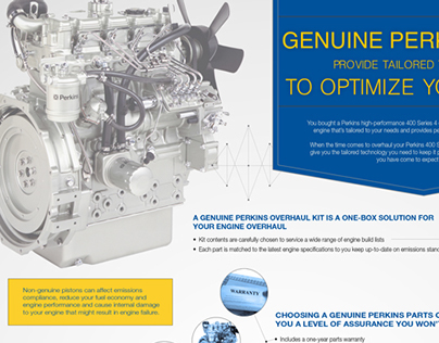 Perkins Engines Infographics