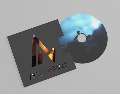 Ayaz Ahmad Brand Identity