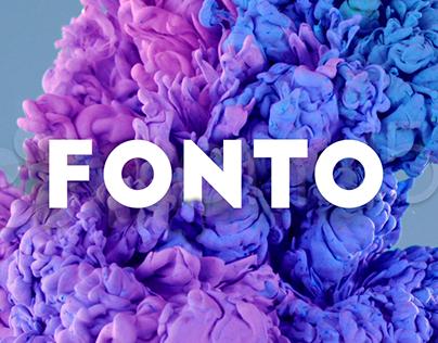Fonto-Brand Identity
