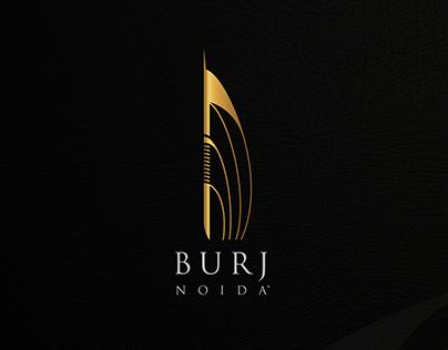Burj NOIDA - Logo & Identity