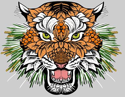 Taiga Tiger