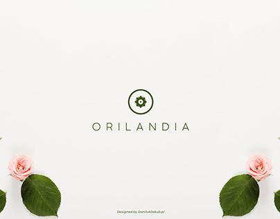 Logo Orilandia