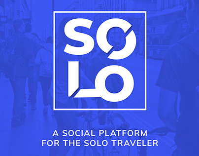Social Platform for Solo Travel | UX