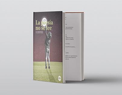 La poesía no se lee / Diseño editorial