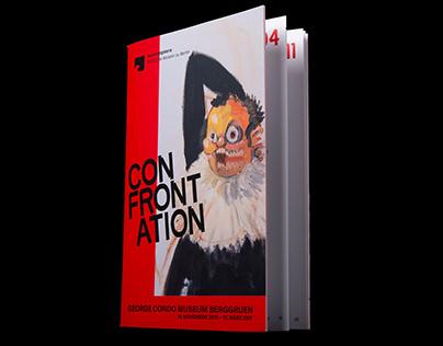 GEORGE CONDO – CONFRONTATION