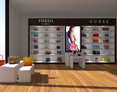 Store re design