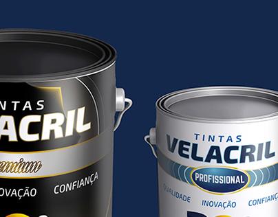 Tintas Velacril