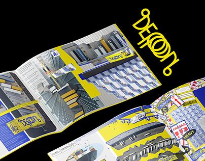 Deppon Logistics Branding Project