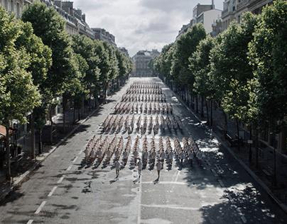 Citrêon DS3 ARMY by Sébastien CHANTREL