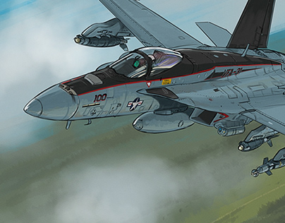 F-18 vs Rafale