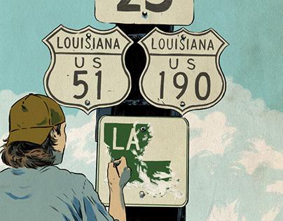 Louisiana Loses Its Boot