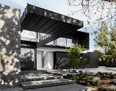 Project No. 350 - North Caulfield Residence by Mckimm