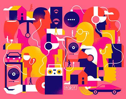 The Future of Listening - NPR