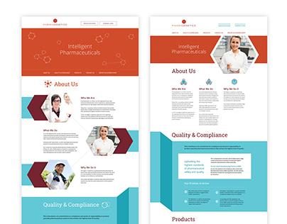 Pharmagenetico | Responsive Website