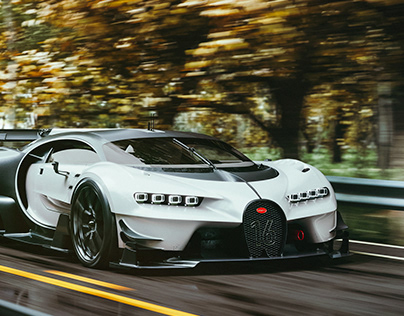 Bugatti Vision Gran Turismo_Full CGI.
