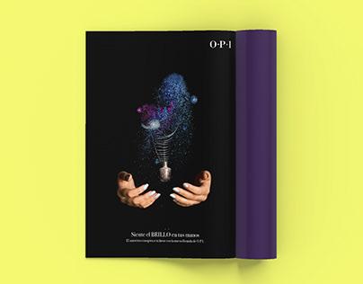 ATL para la marca de esmaltes OPI / 2017-2