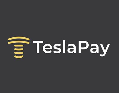 Logo Design TeslaPay