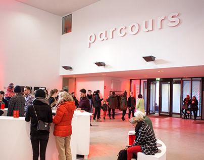 Parcours 2016/17 — Exhibition