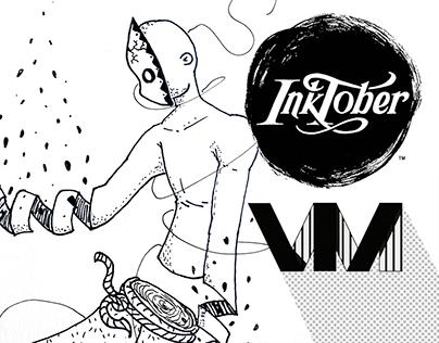 InkTober 2015   |   21-31