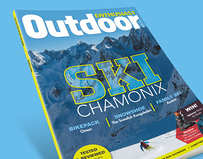 Outdoor Enthusiast Winter issue
