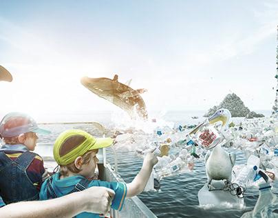 Turn off the plastic tap - Ben Von Wong collaboration