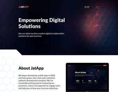 Jatapp | Website